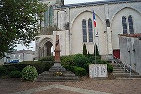 Bureau annexe de Saint Denis la Chevasse